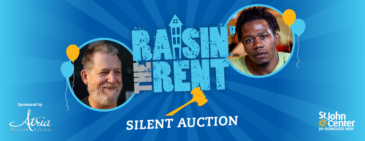 Raisin' the Rent Silent Auction